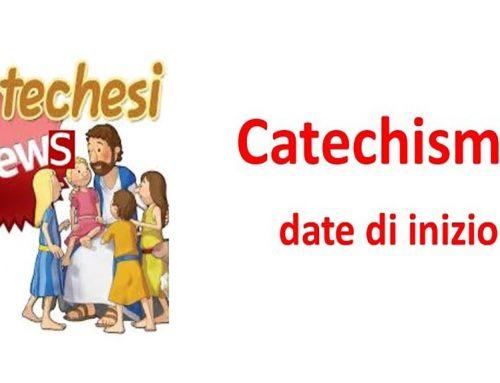 Catechismo per il 2021-22