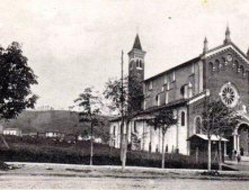 Gli istituti religiosi presenti in parrocchia