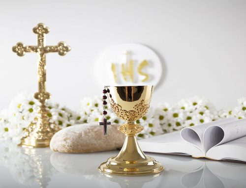 ATTENZIONE – Maggio mese di Sacramenti